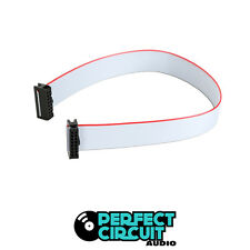 "LMNTL 10"" 16-16pin Power Ribbon Cable EURORACK - NEW - PERFECT CIRCUIT"