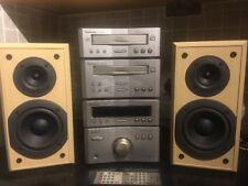 Technics SE-HD310 Stereo System