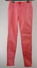 J Brand Jeans rosa 27 skinny leg neon pink stretch Hose top trousers