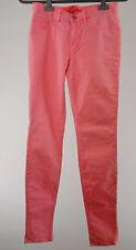 J Brand Jeans rosa 27 Skinny leg rosa flúor pantalón elástico top trousers