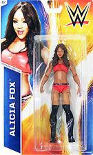 Wwe mattel basic série 47 alicia fox # 13 wrestling action figure