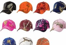 Kati Cap NEW Realtree AP Snow Mossy Oak Break Up Blaze Camo Camouflage Hat SN200