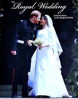 THE ROYAL WEDDING OF PRINCE HARRY & Ms. MEGHAN MARKLE ATLAS MEDIA 2018 NEW