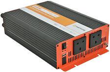 RELIABLE INVERTER 2500 W WATT(5000max 12 V VOLT DC TO 240V AC MODIFIED SINEWAVE