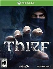 THIEF (Xbox One) BRAND NEW FACTORY SEALED --- Square Enix Eidos Video Game 2014