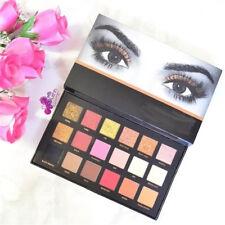 HOT Pro 18 Colors Women Shimmer Matte Eyeshadow Pallete Waterproof Make Up Set