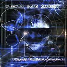 VELVET ACID CHRIST Twisted Thought Generator CD 2000