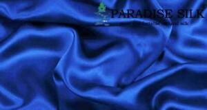 19MM Heavy Weight Silk Duvet Cover Fitted Sheet Pillowcases 4pcs  Set