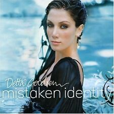 Delta Goodrem Mistaken identity (2004) [CD]