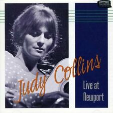 Judy Collins - Live at Newport 1959-66 [New CD]
