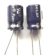 1.0 F 2.5 v Supercap 1 Farad 1F (Può essere utilizzato come memoria di backup in XBOX) x2pcs