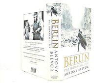 Berlin : The Downfall 1945 by Antony Beevor (2002, HC GD 'FLAT SIGNED'