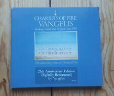 Vangelis Chariots of Fire CD 25th Anniversay remaster