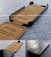 Gemusterte Handy-Oberschalen für Apple