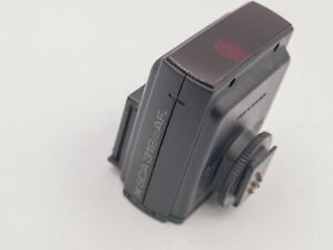SCA 312/2 AFM Metz Flash Unit Shoe Adapter For Canon EOS 1n Etc. Cameras