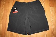 NWT Mens Kirkland Running Athletic Active Lightweight Shorts Black Size M