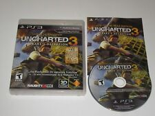 Uncharted 3: GOTY Edition (Sony PlayStation 3) Variant