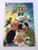 Future Quest #1 July 2016 DC Comic Book