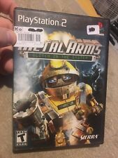 Metal Arms: Glitch in the System (Sony PlayStation 2, 2003)