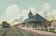 BOISE ID – O. S. L. Railroad Depot