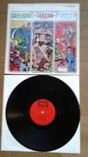 GREEN HORNET, MAN FROM U.N.C.L.E,TARZAN  ALBUM WYNCOTE RARE TV THEMES/SONG