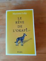 Le rêve de l'okapi - Mariana Leky - JC Lattès
