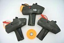 Lot (3) Avery-Dennison Monarch 1115 Pricing Label Guns