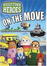 DISNEY'S-Higglytown Heroes: Heroes On The Move (DVD) ANIMATED