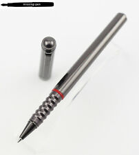 Rare Rotring 400 Rollerball in Graphite Metallic Grey
