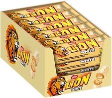 (1000g=8,88€) Nestle Lion White - Schokoriegel - 24 Riegel