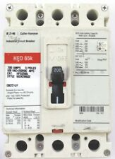 C-H HFD3200L 200A 3P 480V 65KAIC BOLT-ON MOLDED CIRCUIT BREAKER