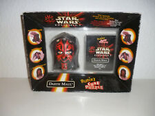 Jumbo/Star Wars Episode 1/Darth Maul/rubriks Cube Puzzle/OVP/#37#