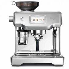 Sage Appliances The Oracle Touch Edelstahl SES990BSS Siebträgermaschine Espresso