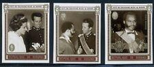 Burundi Scott #C140-C142 MNH IMPERF Visit of King and Queen of Belgium CV$10+