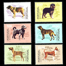 Portugal 1981 - 50th Anniversary of the Union of Dog Breeding - Sc 1498/03 MNH