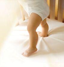 Luxury waterproof brushed cotton mattress protector, Single, 90x190x32cms