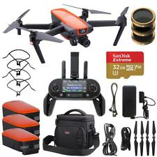 4K Drone Autel Robotics EVO Drone Quadcopter + Plus + On The Go Bundle 4K 3-Axis