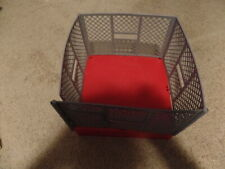 AWA REMCO RING CAGE wrestling FIGURENOT COMPLETE