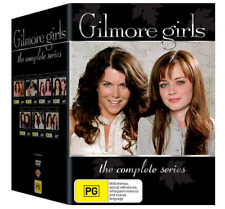 Gilmore Girls COMPLETE Series : Season 1 - 7 (DVD, 42-Disc Set) NEW