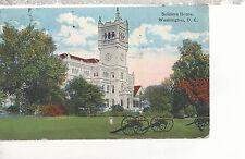 Soldiers' Home  Washington D.C.  Mailed 1922  DB  Postcard 327