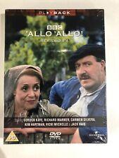 'Allo 'Allo ! Series 3 & 4 (DVD) *NEW & SEALED* ~ FreePost.
