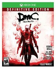 Devil May Cry Definitive Xb1 Game