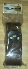Vintage Leather Fishing Creel Harness Nos