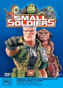 Small Soldiers NEW DVD