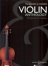 Boosey & Hawkes VIOLINO ANTHOLOGY violino e pianoforte