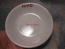 "New York Central Railroad China Mercury Berry Fruit Bowl 5 3/8"""