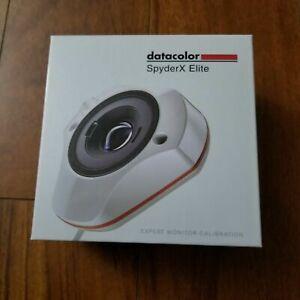*NEW Sealed* Datacolor SpyderX Elite Color Monitor Calibration Colorimeter SXE10