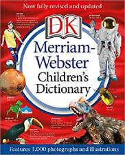 Merriam-Webster Children's Dictionary, New Edition: Features 3,000 Photographs