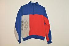 New listing Usa Olympic Vintage Half Zip Jacket L Large 1980s 80s
