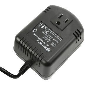 Step-Down Voltage Converter Transformer 230V - 110V (100W) USA TO UK